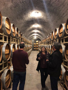 Wine Barrel Room, Private Group Tours, Private Day Tours